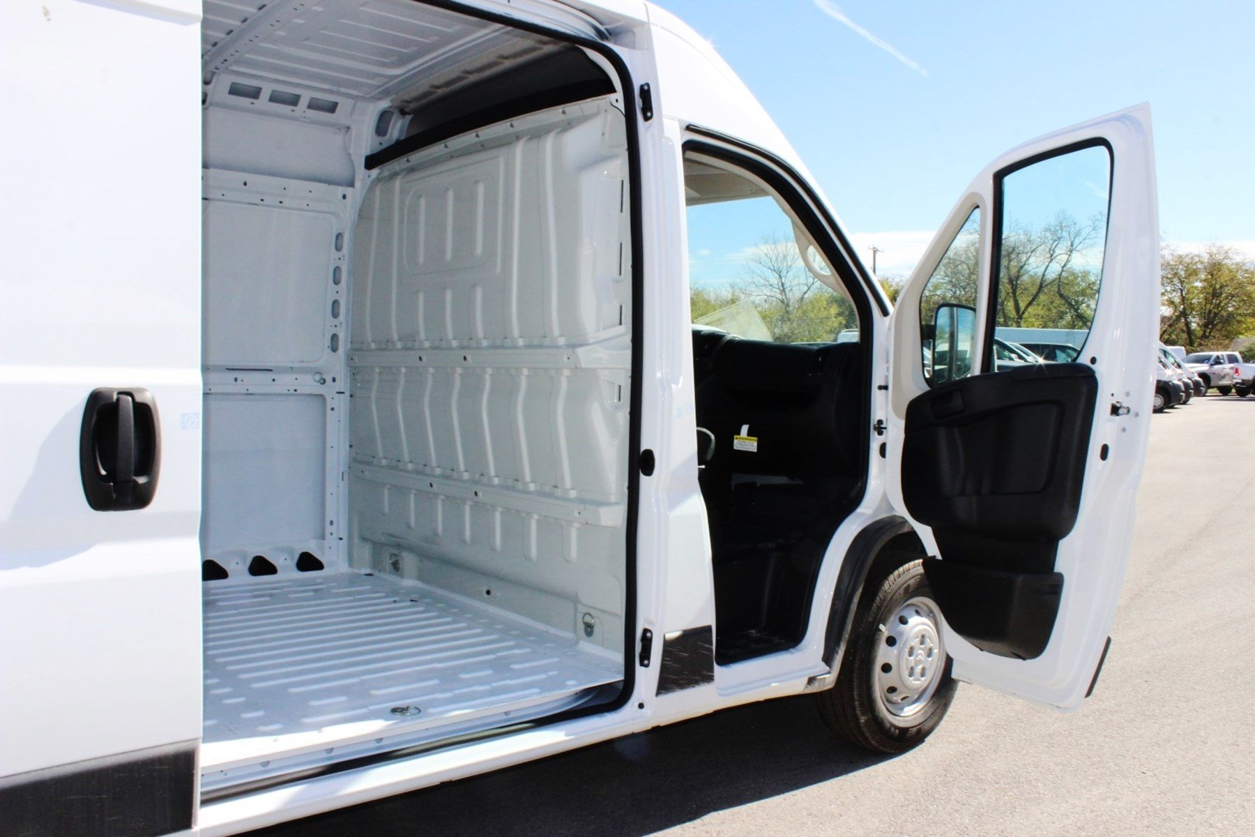 2018 ProMaster 3500 High Roof,  Upfitted Cargo Van #SE112328 - photo 13