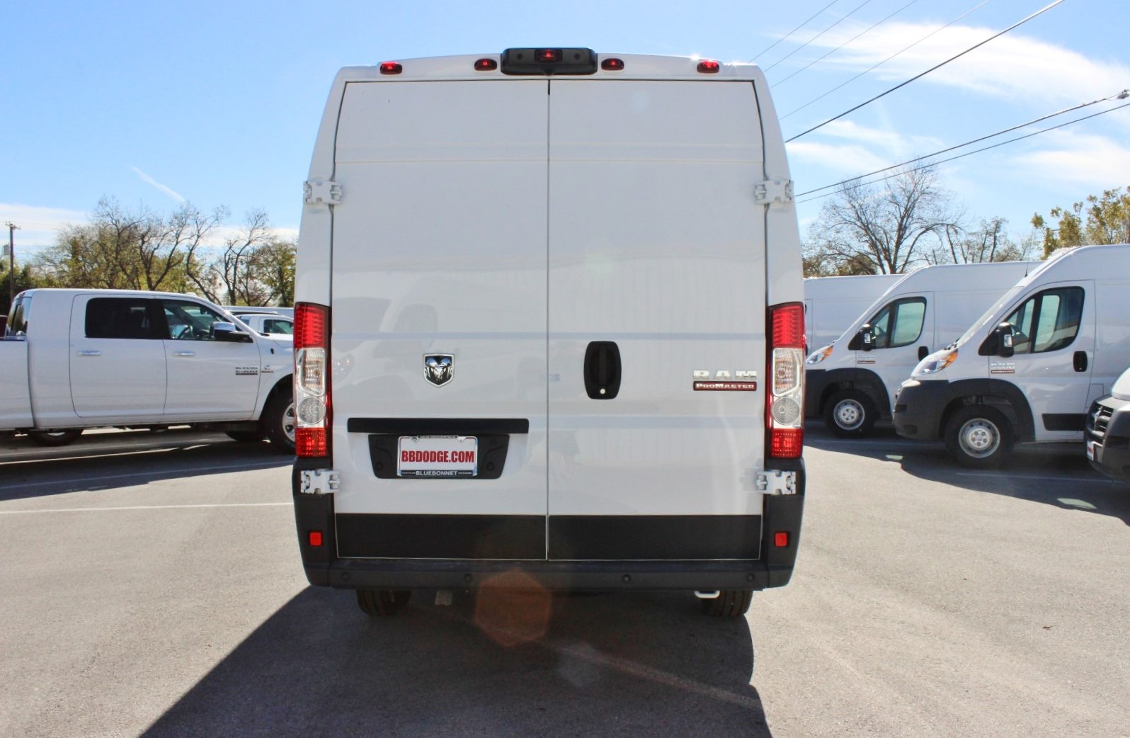 2018 ProMaster 3500 High Roof,  Upfitted Cargo Van #SE112328 - photo 14