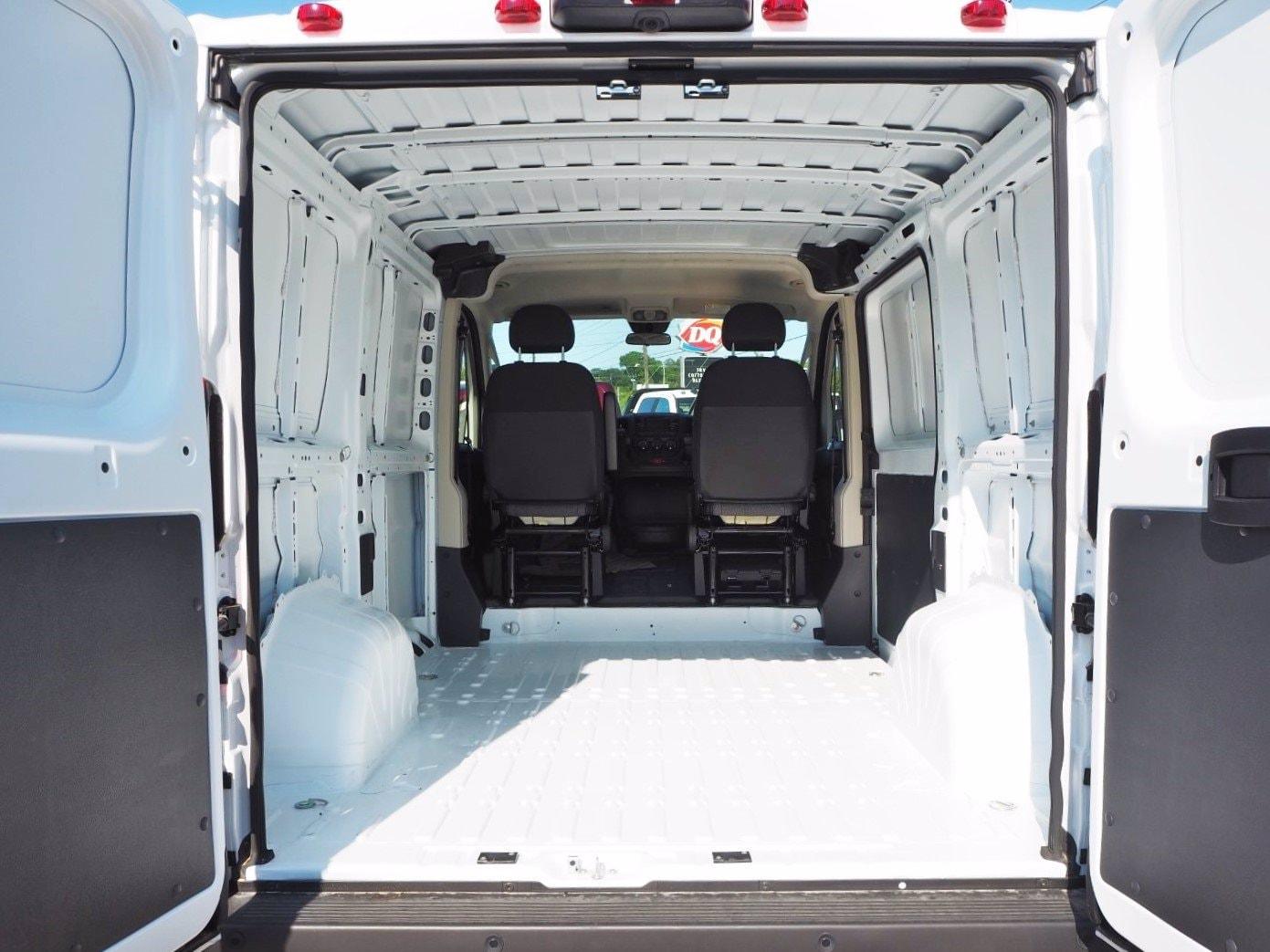 2020 Ram ProMaster 1500 Standard Roof FWD, Empty Cargo Van #SE146818 - photo 1