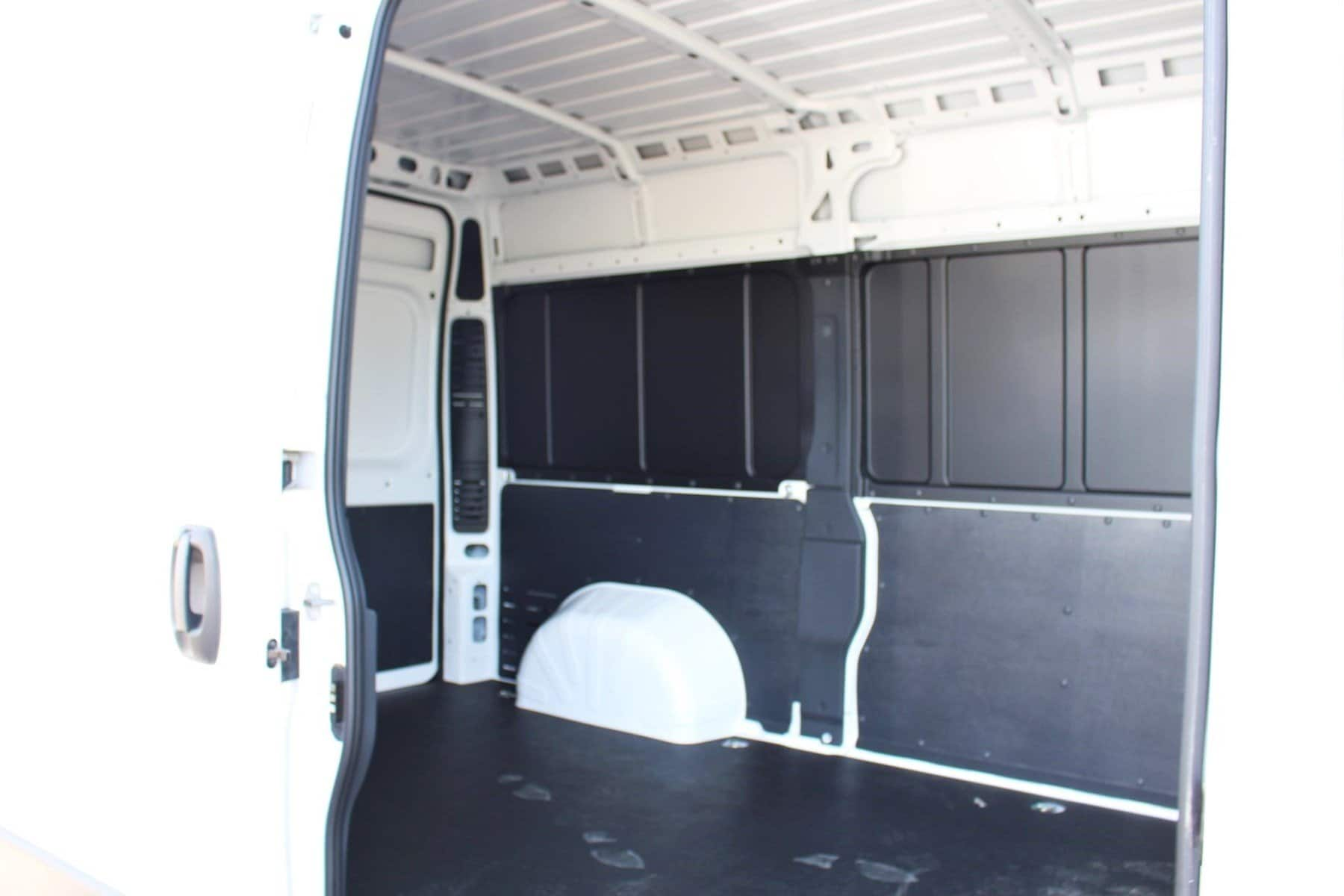 2018 ProMaster 2500 High Roof FWD,  Empty Cargo Van #SE159830 - photo 13