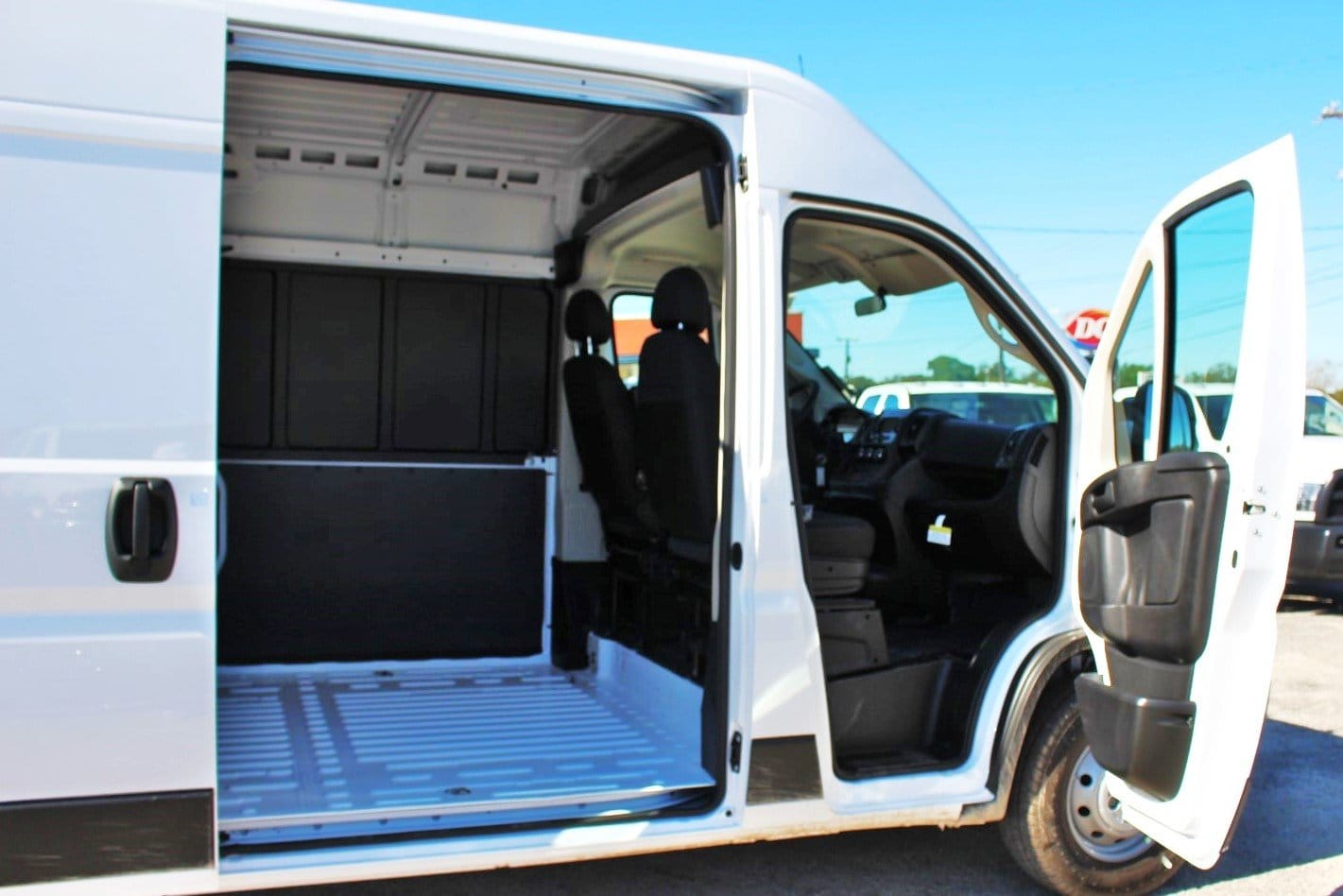 2019 ProMaster 2500 High Roof FWD,  Empty Cargo Van #SE503330 - photo 13