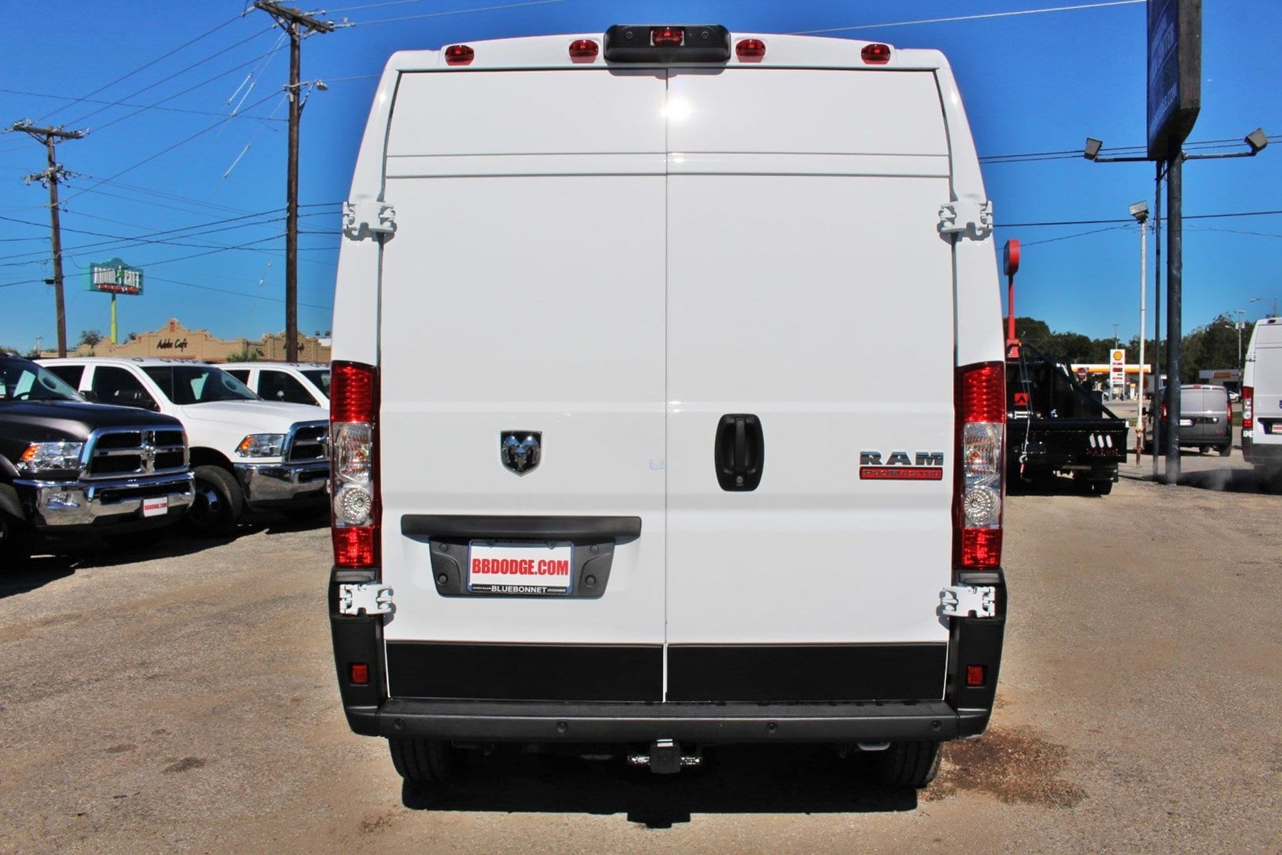 2019 ProMaster 2500 High Roof FWD,  Empty Cargo Van #SE503330 - photo 15