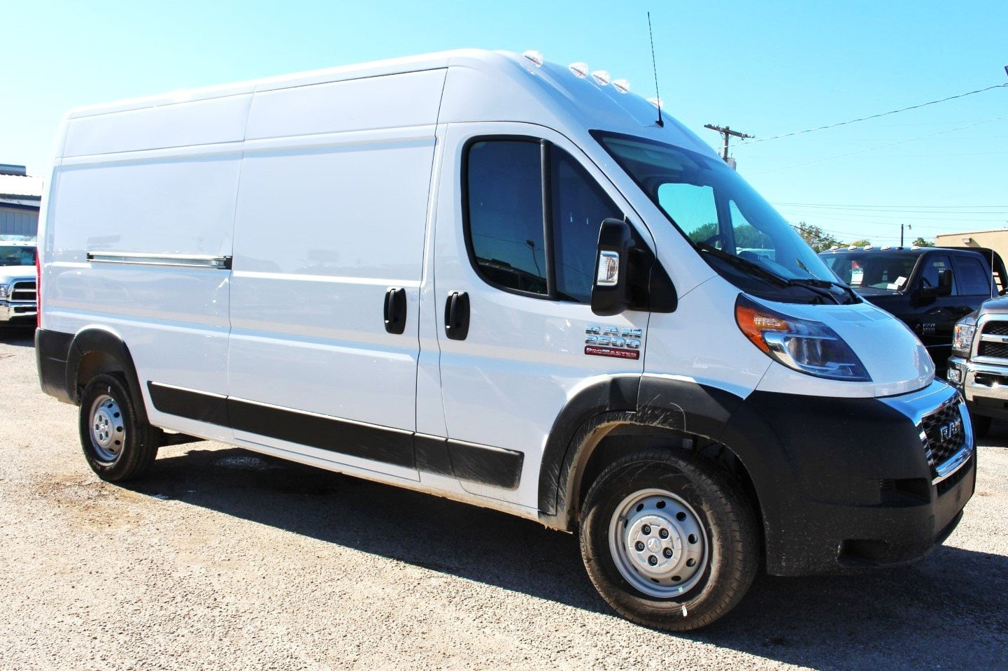 2019 ProMaster 2500 High Roof FWD,  Empty Cargo Van #SE503330 - photo 5