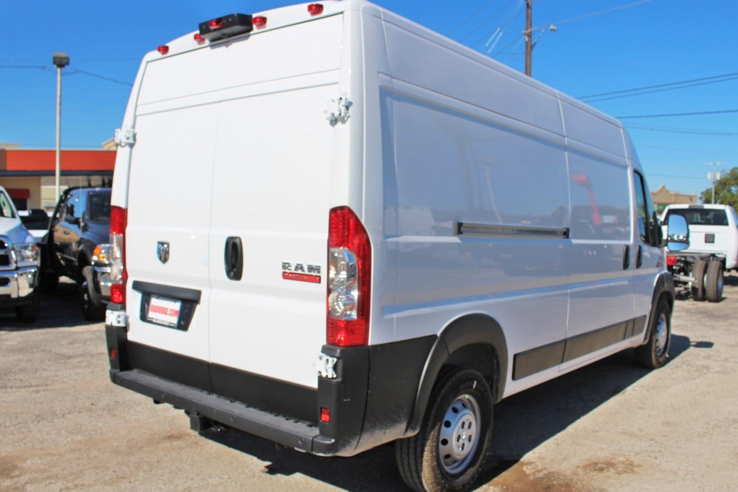 2019 ProMaster 2500 High Roof FWD,  Empty Cargo Van #SE503330 - photo 6