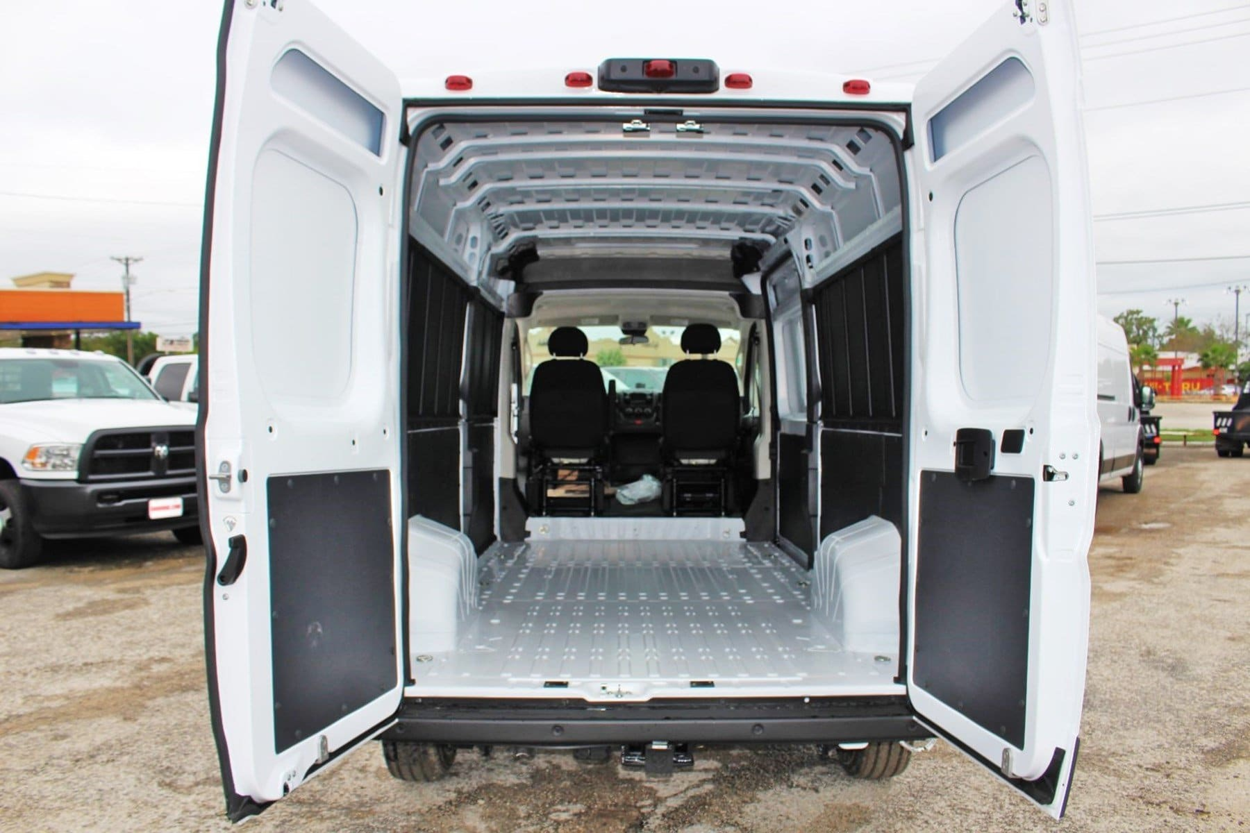 2019 ProMaster 2500 High Roof FWD,  Empty Cargo Van #SE503331 - photo 11