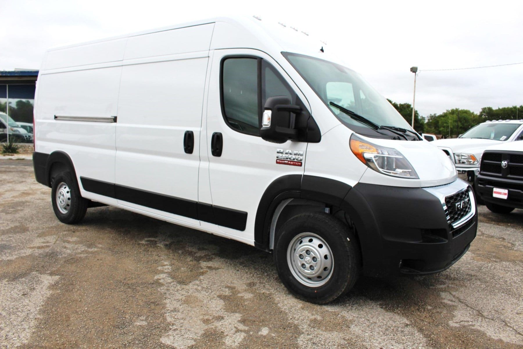 2019 ProMaster 2500 High Roof FWD,  Empty Cargo Van #SE503331 - photo 1