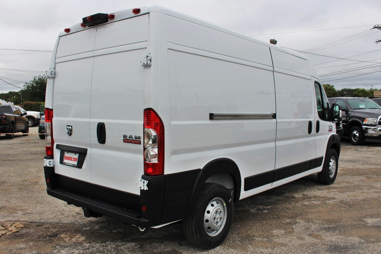 2019 ProMaster 2500 High Roof FWD,  Empty Cargo Van #SE503331 - photo 6
