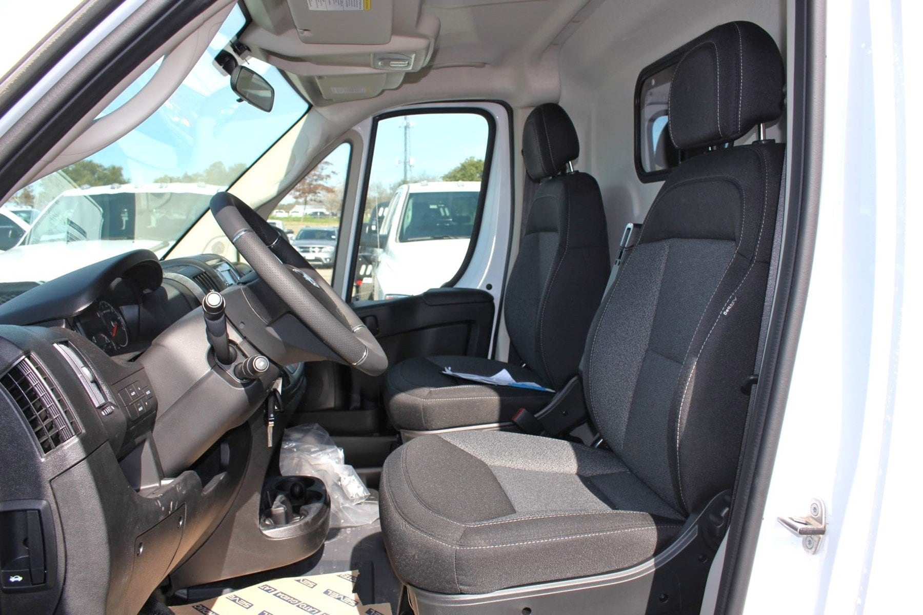 2019 ProMaster 2500 High Roof FWD,  Empty Cargo Van #SE503558 - photo 11