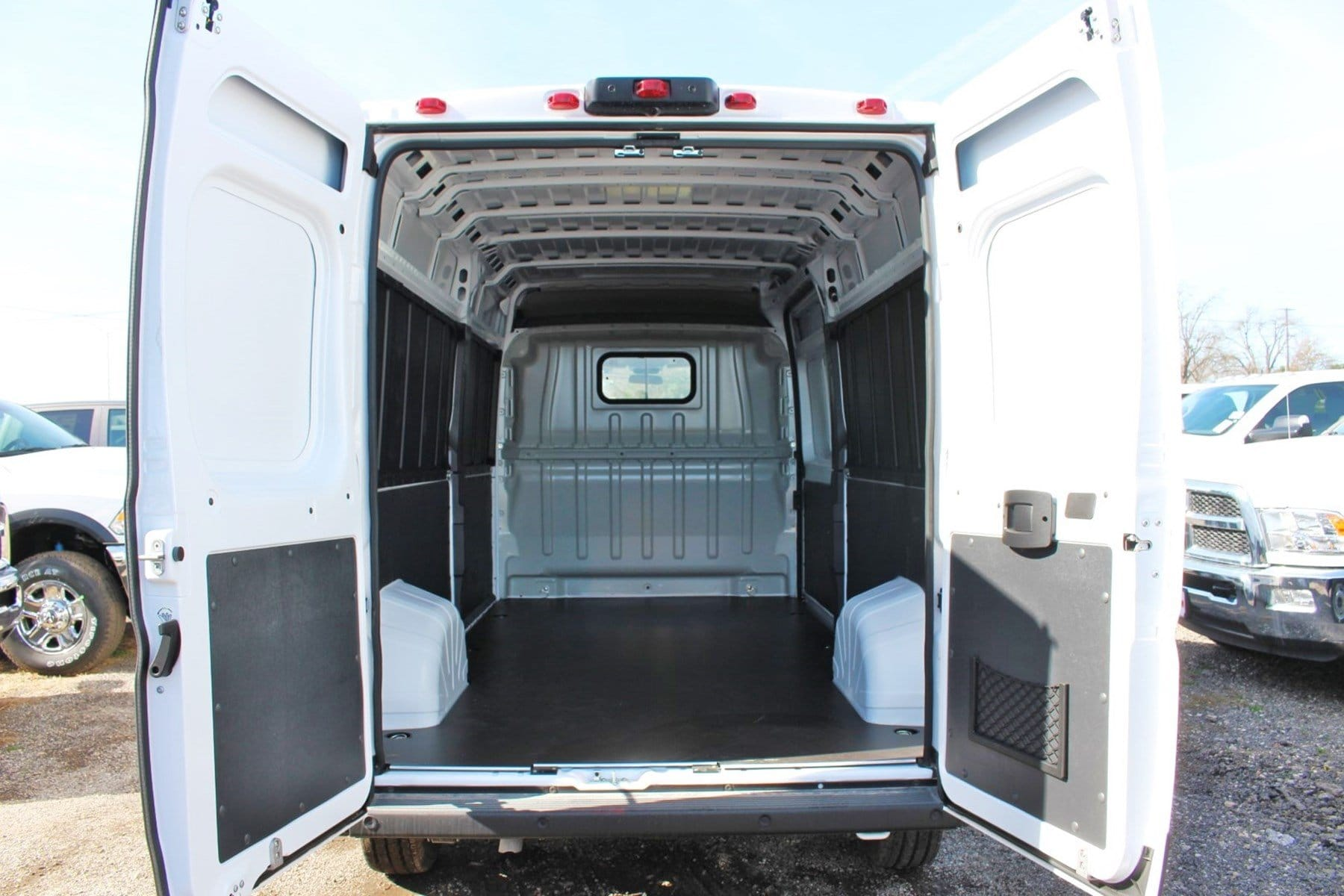 2019 ProMaster 2500 High Roof FWD,  Empty Cargo Van #SE503558 - photo 2