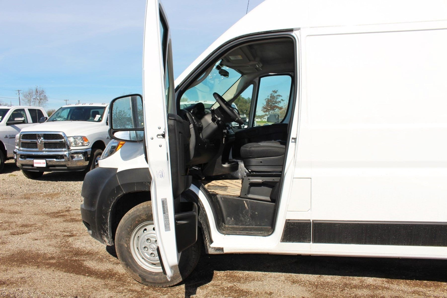 2019 ProMaster 2500 High Roof FWD,  Empty Cargo Van #SE503558 - photo 14