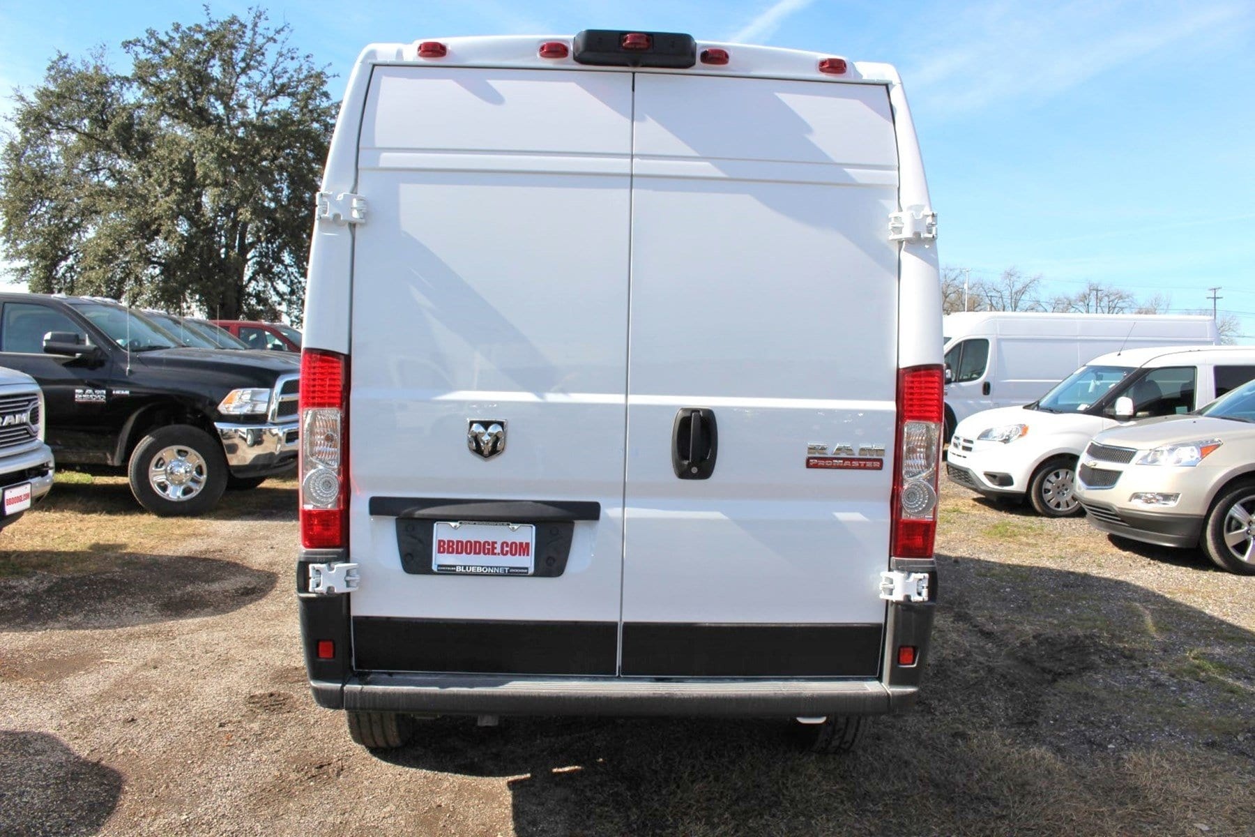 2019 ProMaster 2500 High Roof FWD,  Empty Cargo Van #SE503558 - photo 15