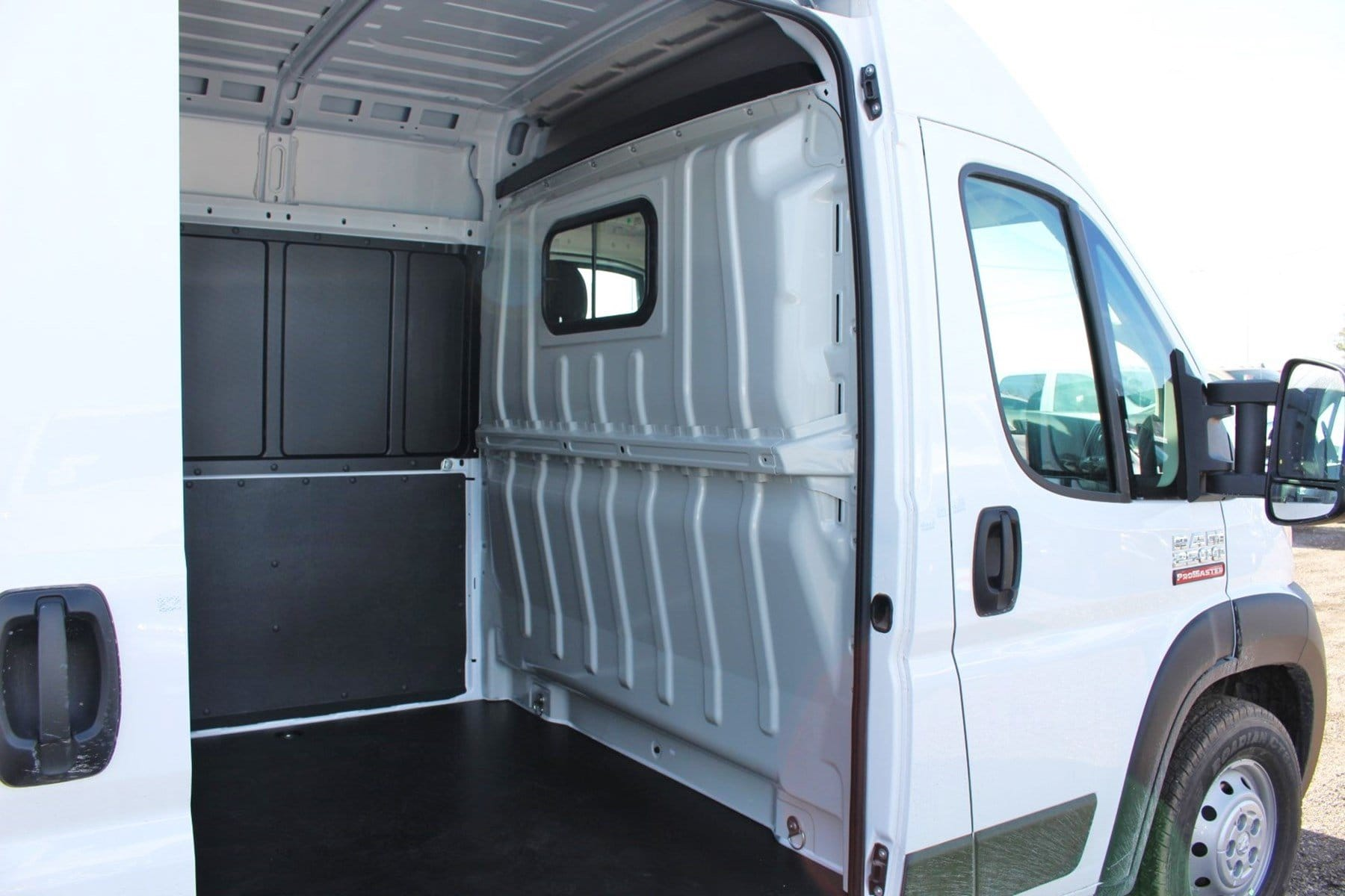 2019 ProMaster 2500 High Roof FWD,  Empty Cargo Van #SE503558 - photo 7