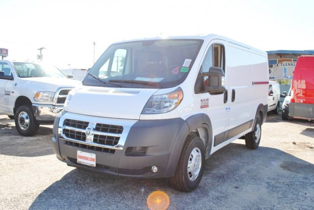 2017 ProMaster 1500 Low Roof, Cargo Van #SE508847 - photo 3