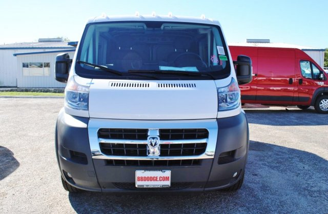 2017 ProMaster 1500 Low Roof, Cargo Van #SE508847 - photo 4