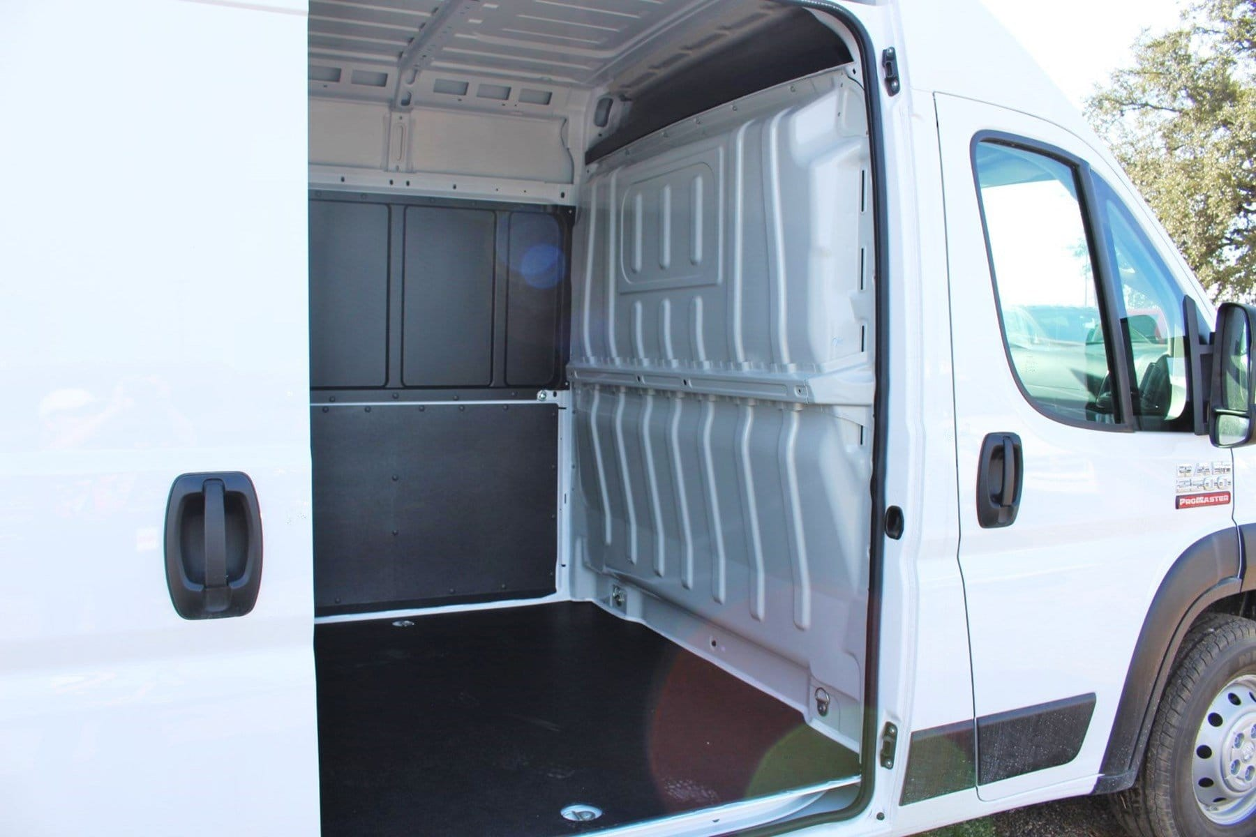 2019 ProMaster 2500 High Roof FWD,  Empty Cargo Van #SE509981 - photo 11