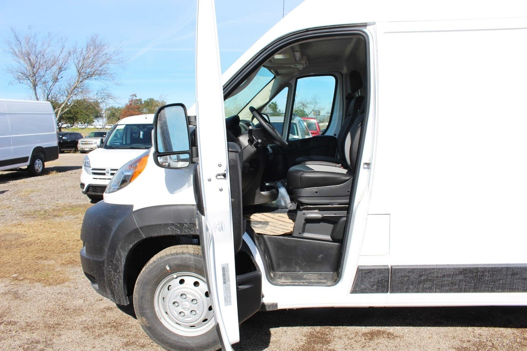 2019 ProMaster 2500 High Roof FWD,  Empty Cargo Van #SE509981 - photo 13