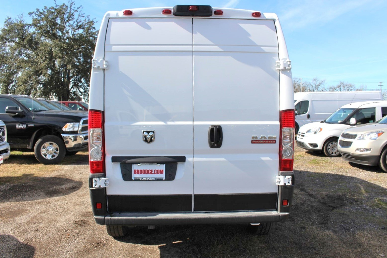 2019 ProMaster 2500 High Roof FWD,  Empty Cargo Van #SE509981 - photo 15