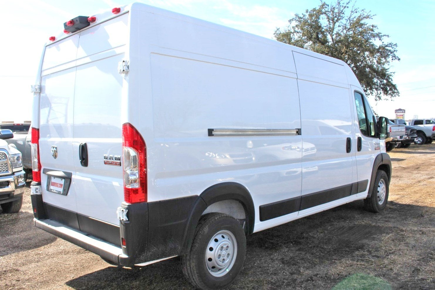 2019 ProMaster 2500 High Roof FWD,  Empty Cargo Van #SE509981 - photo 5