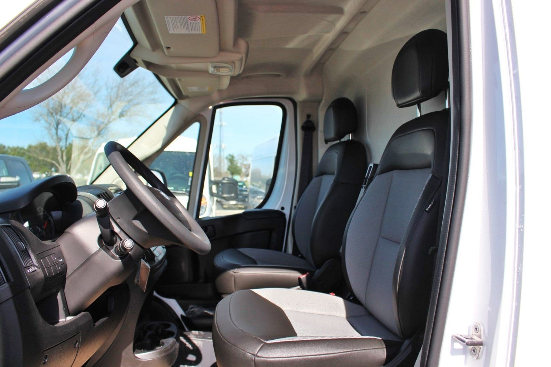 2019 ProMaster 2500 High Roof FWD,  Empty Cargo Van #SE509982 - photo 10