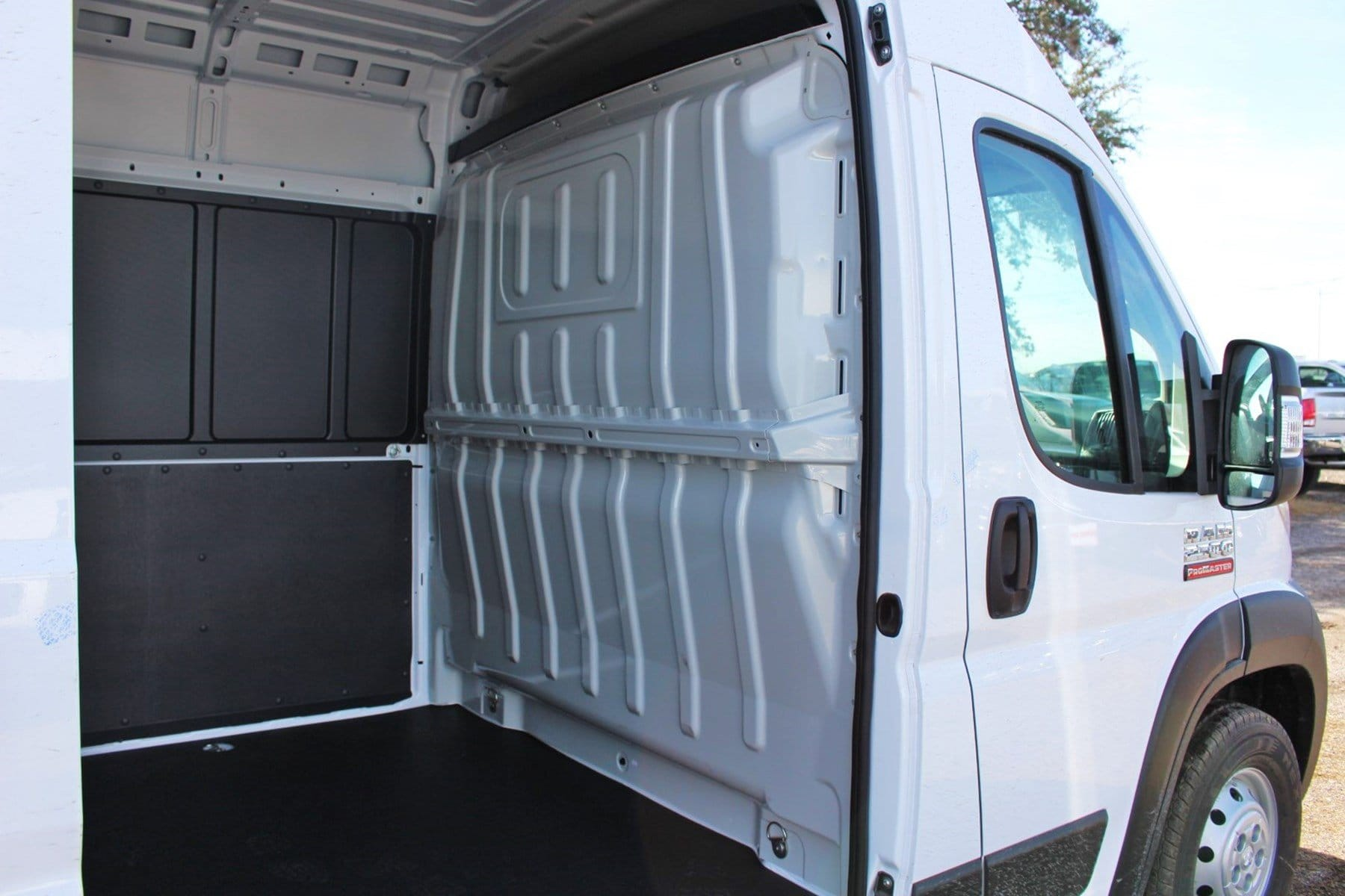 2019 ProMaster 2500 High Roof FWD,  Empty Cargo Van #SE509982 - photo 11