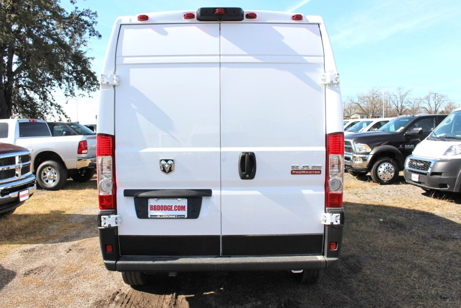 2019 ProMaster 2500 High Roof FWD,  Empty Cargo Van #SE509982 - photo 12