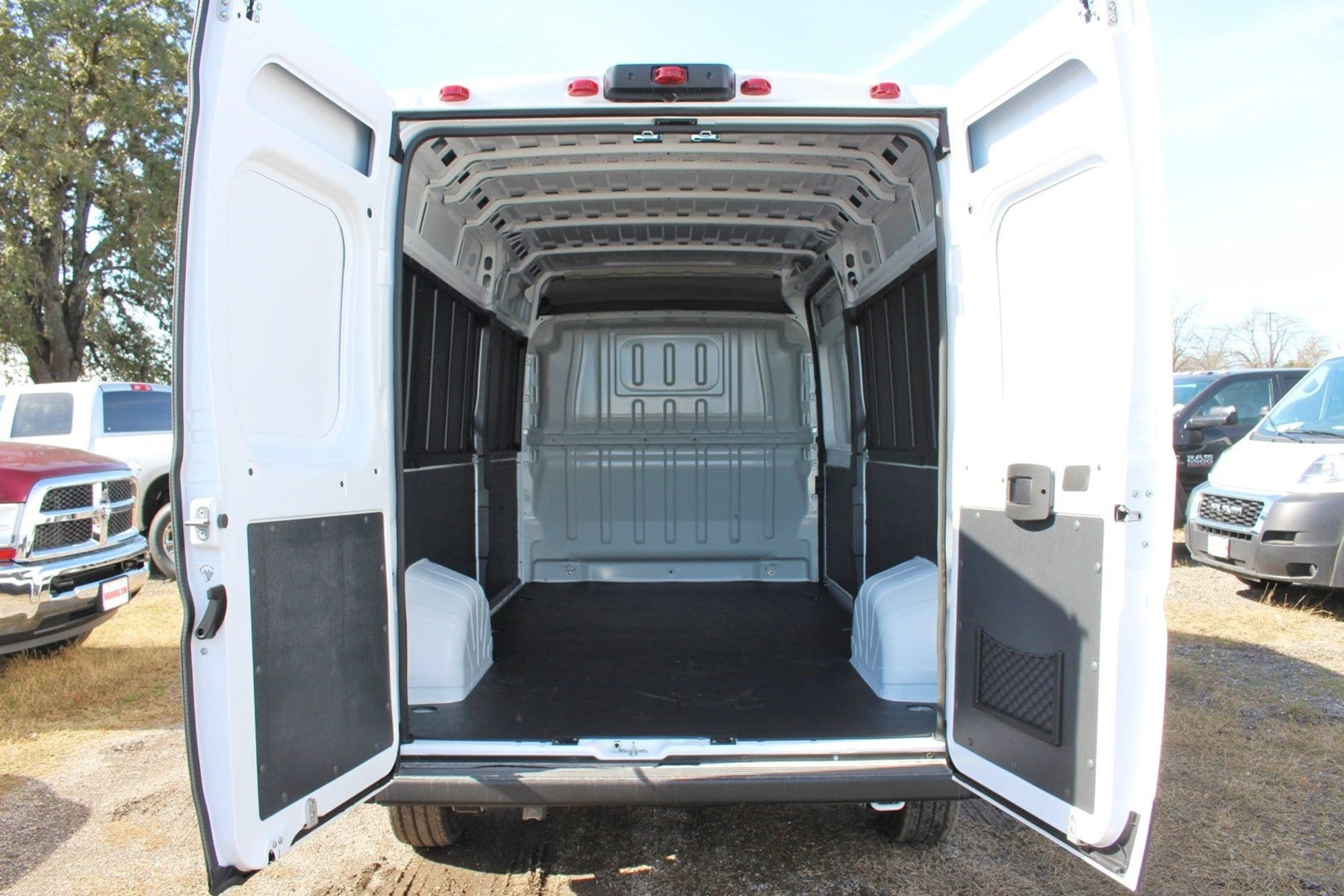 2019 ProMaster 2500 High Roof FWD,  Empty Cargo Van #SE509982 - photo 2