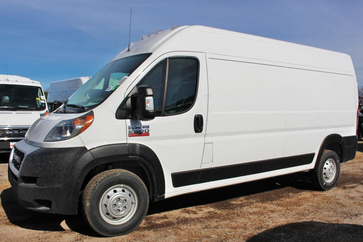 2019 ProMaster 2500 High Roof FWD,  Empty Cargo Van #SE509982 - photo 5