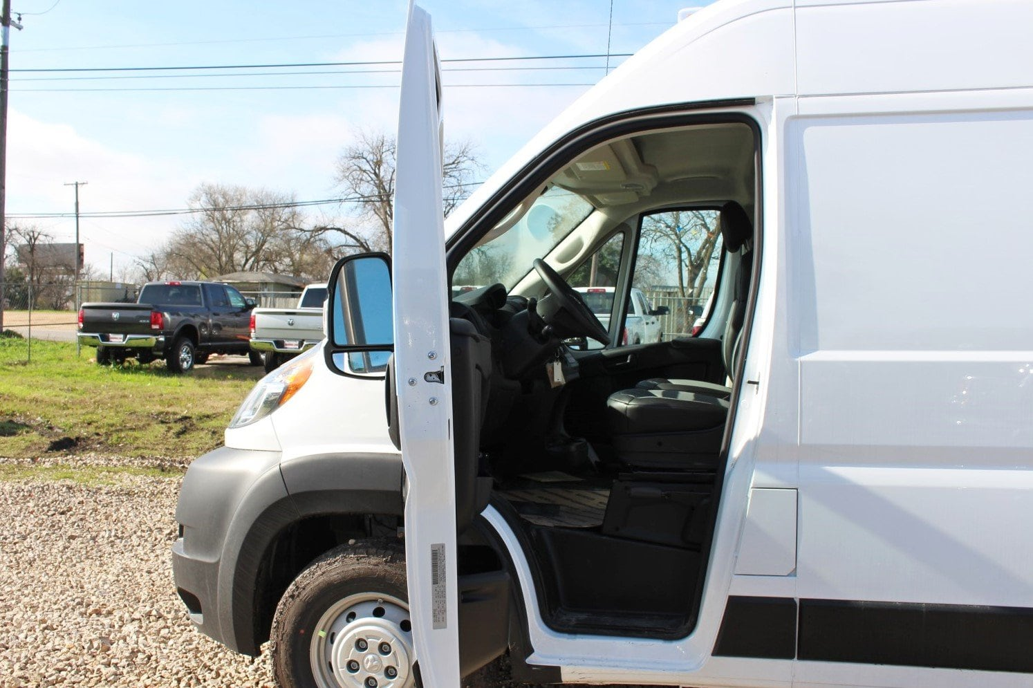 2019 ProMaster 2500 High Roof FWD,  Empty Cargo Van #SE509983 - photo 13
