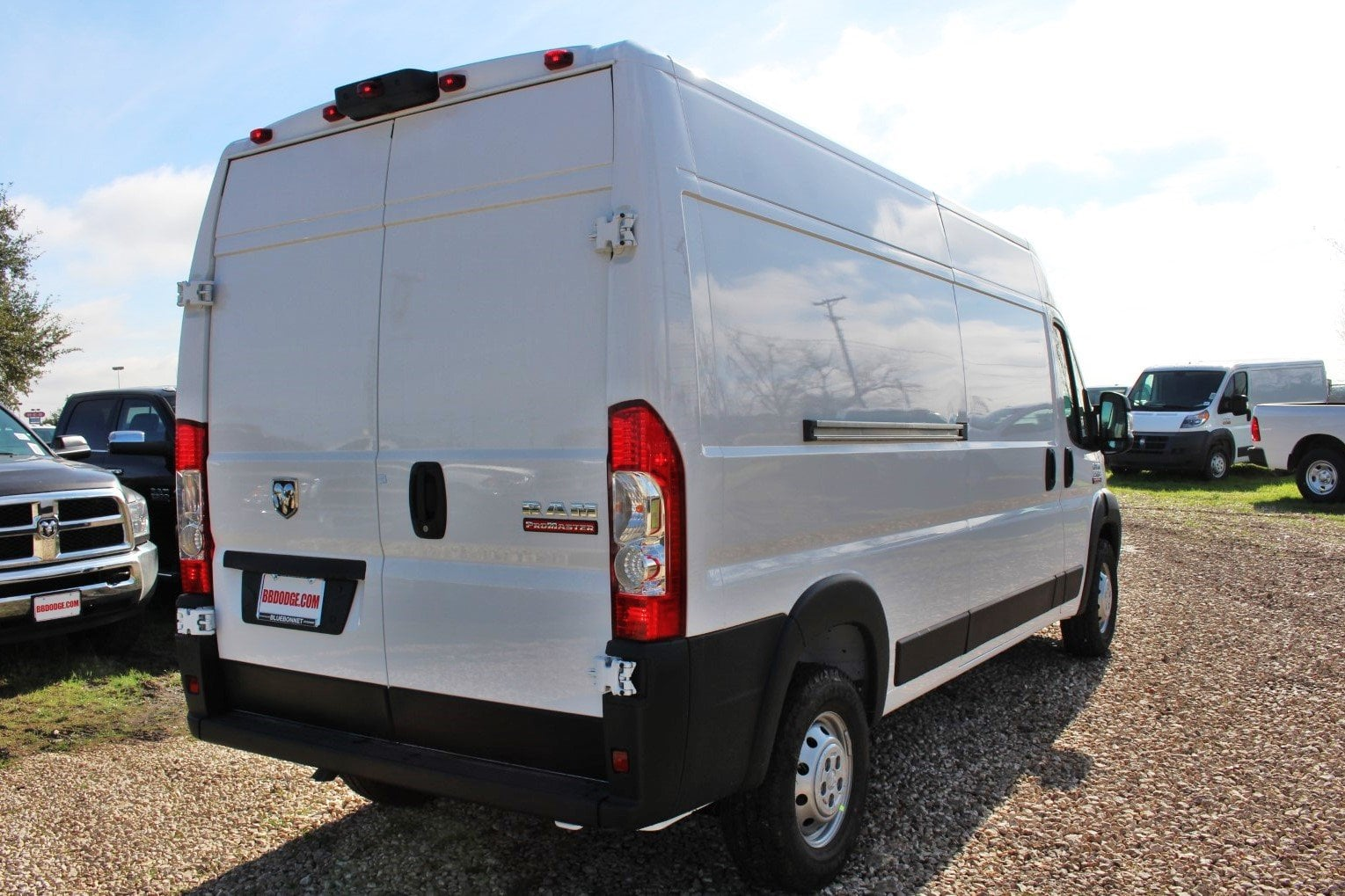2019 ProMaster 2500 High Roof FWD,  Empty Cargo Van #SE509983 - photo 6