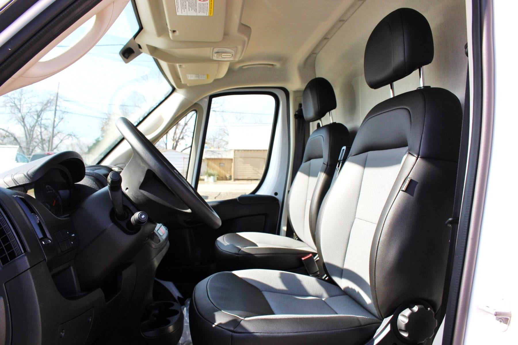 2019 ProMaster 2500 High Roof FWD,  Empty Cargo Van #SE509984 - photo 10