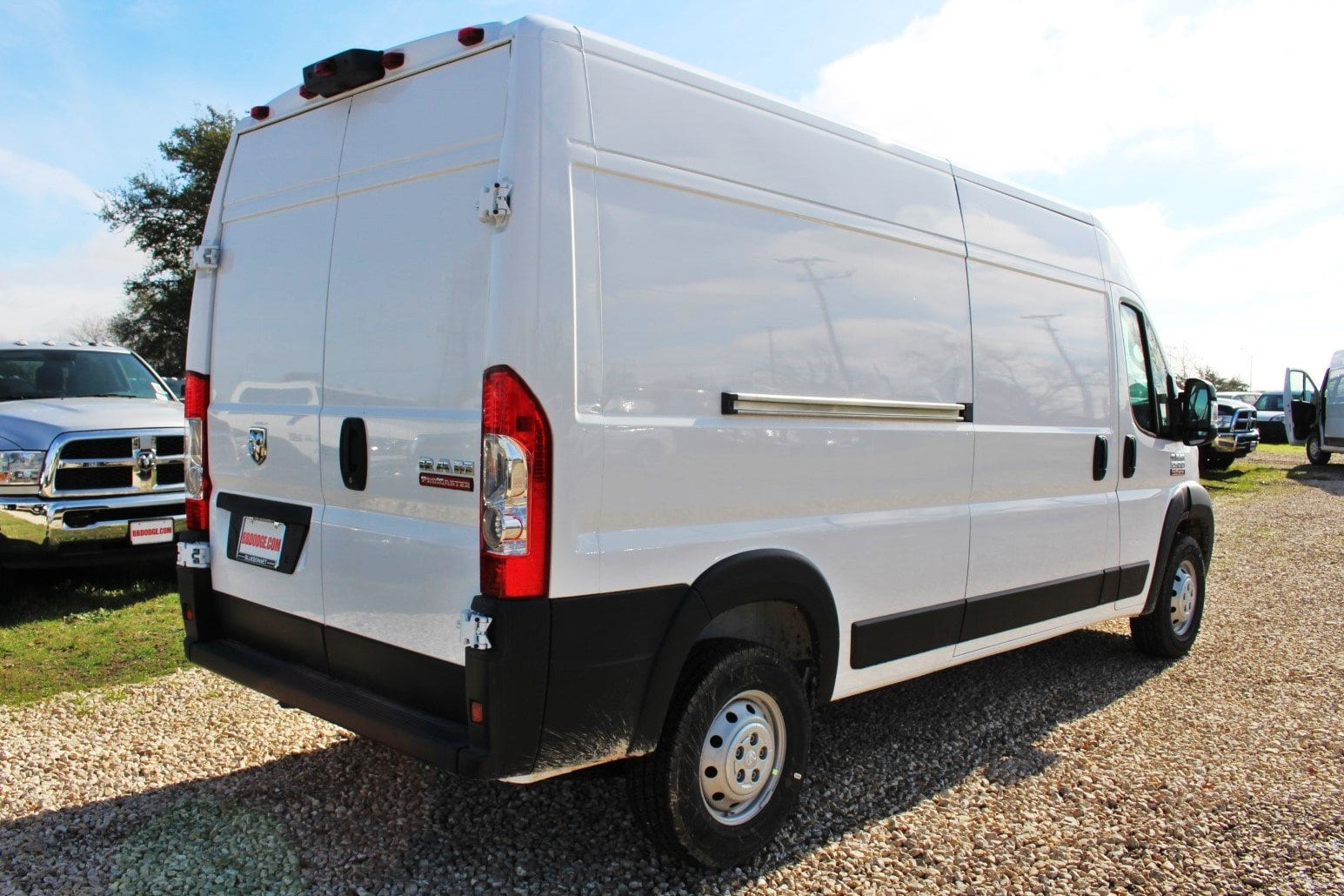 2019 ProMaster 2500 High Roof FWD,  Empty Cargo Van #SE509984 - photo 6