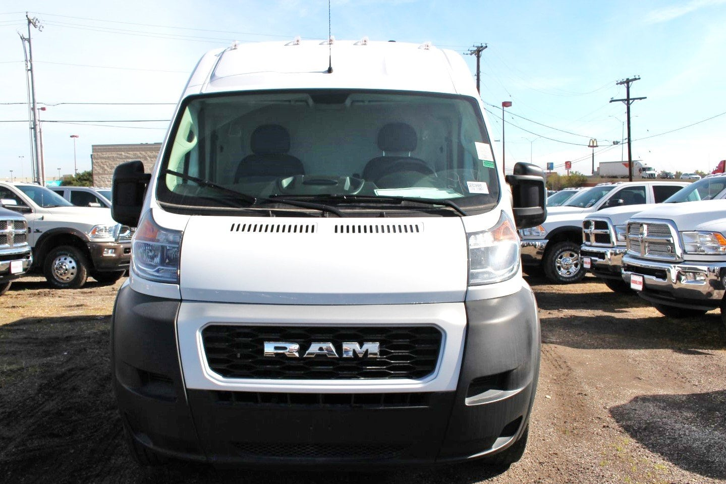 2019 ProMaster 2500 High Roof FWD,  Empty Cargo Van #SE509985 - photo 4