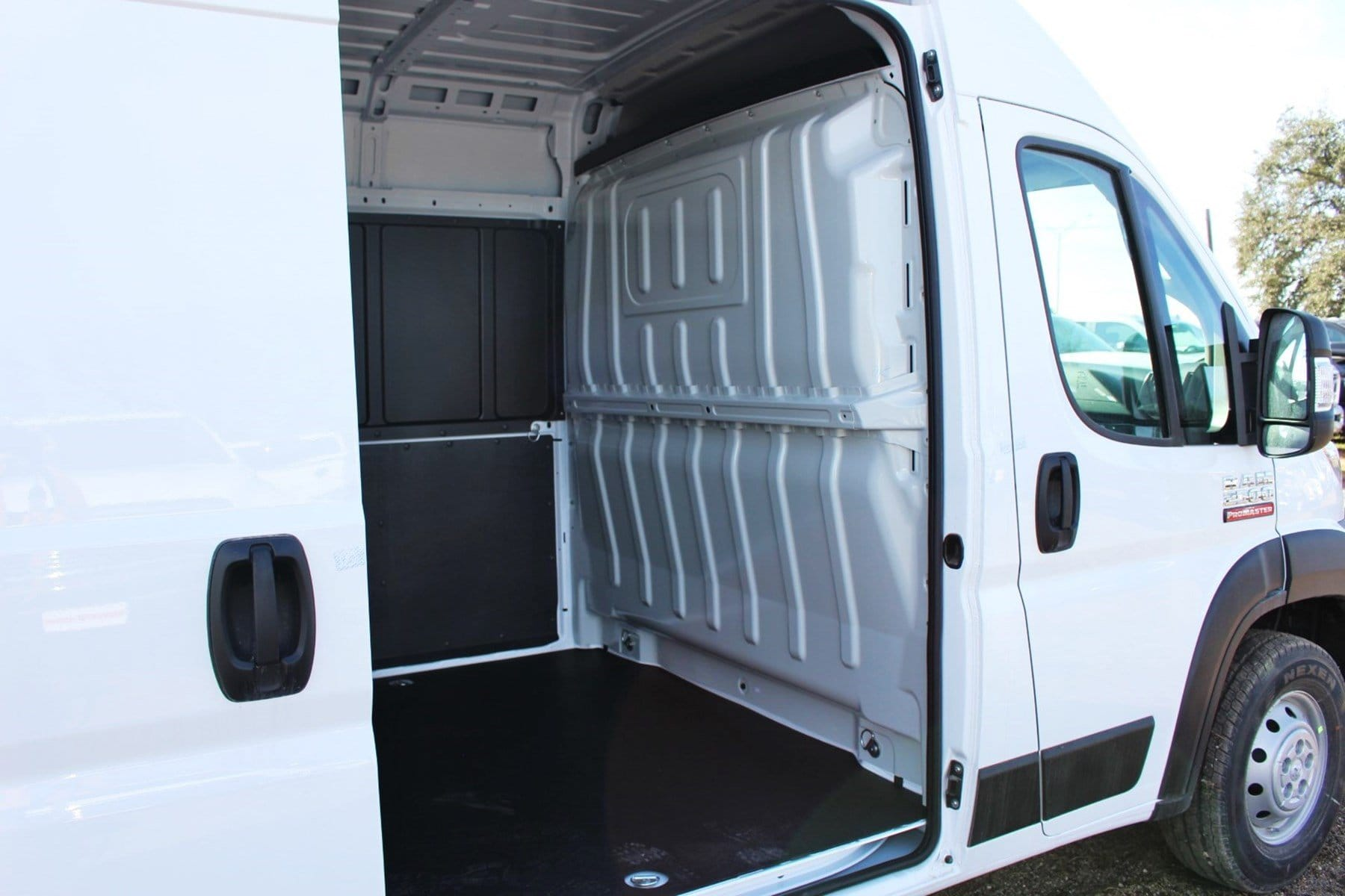 2019 ProMaster 2500 High Roof FWD,  Empty Cargo Van #SE509985 - photo 6
