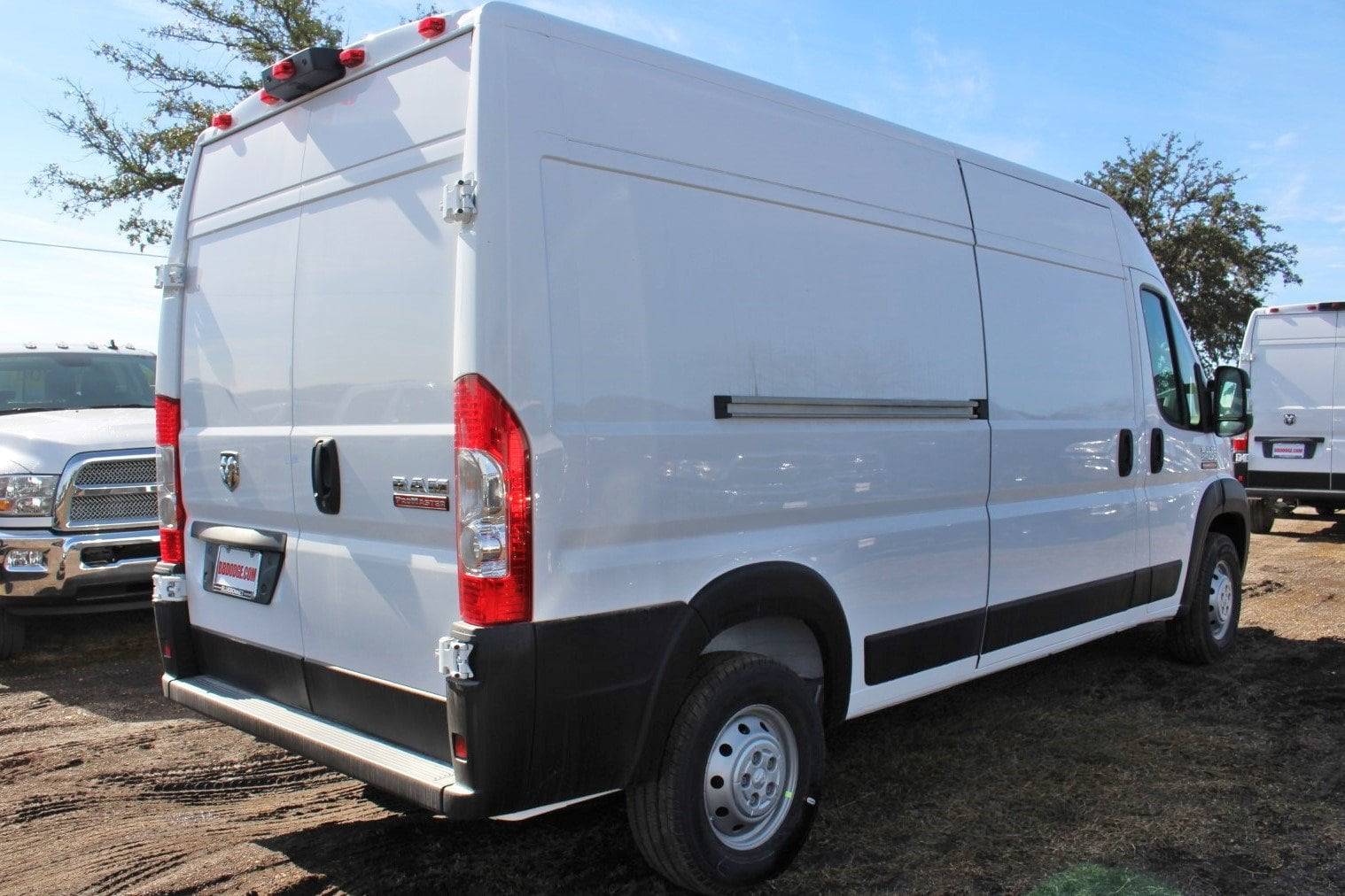 2019 ProMaster 2500 High Roof FWD,  Empty Cargo Van #SE509985 - photo 7