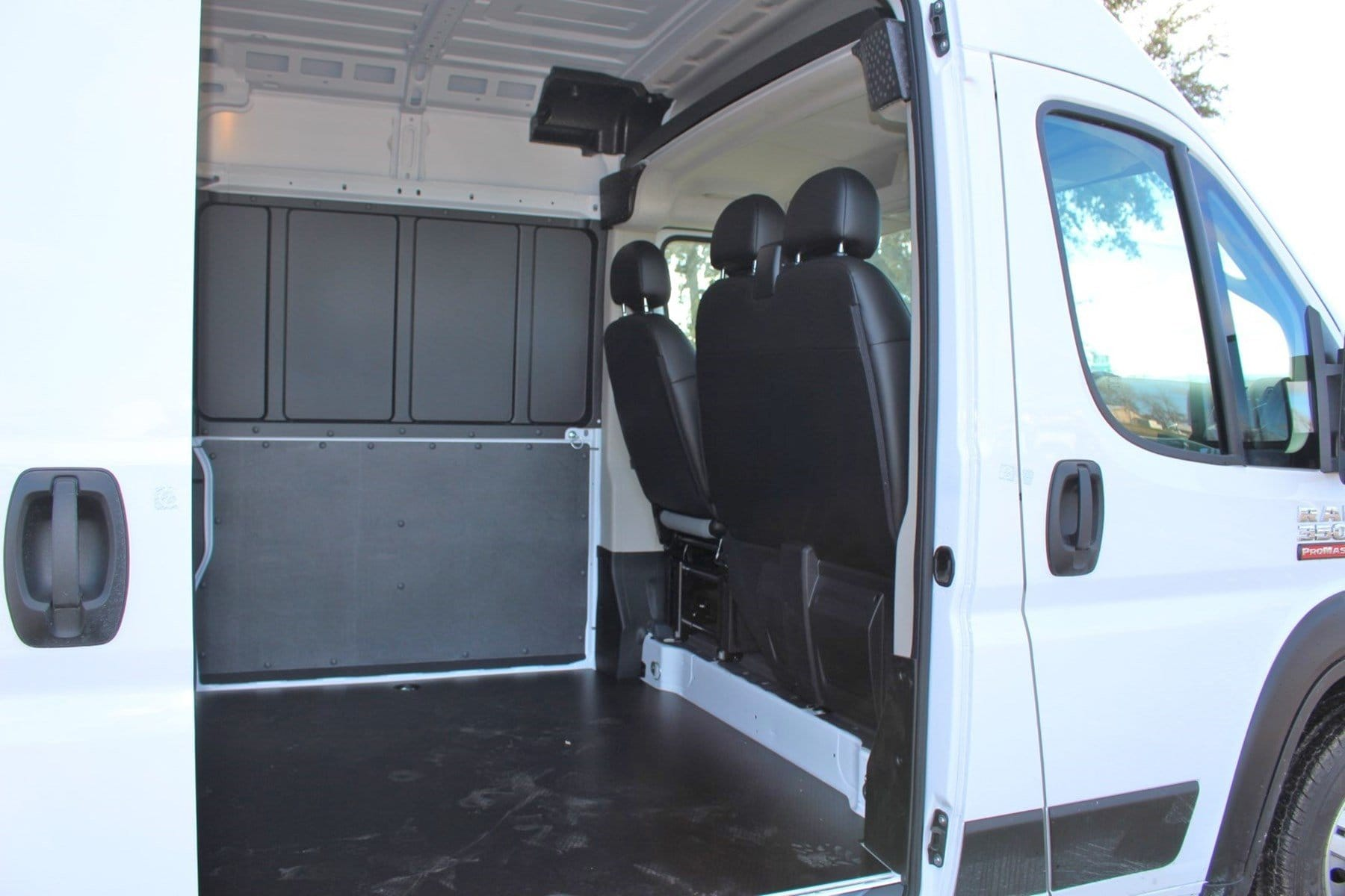 2019 ProMaster 3500 High Roof FWD,  Empty Cargo Van #SE510274 - photo 12