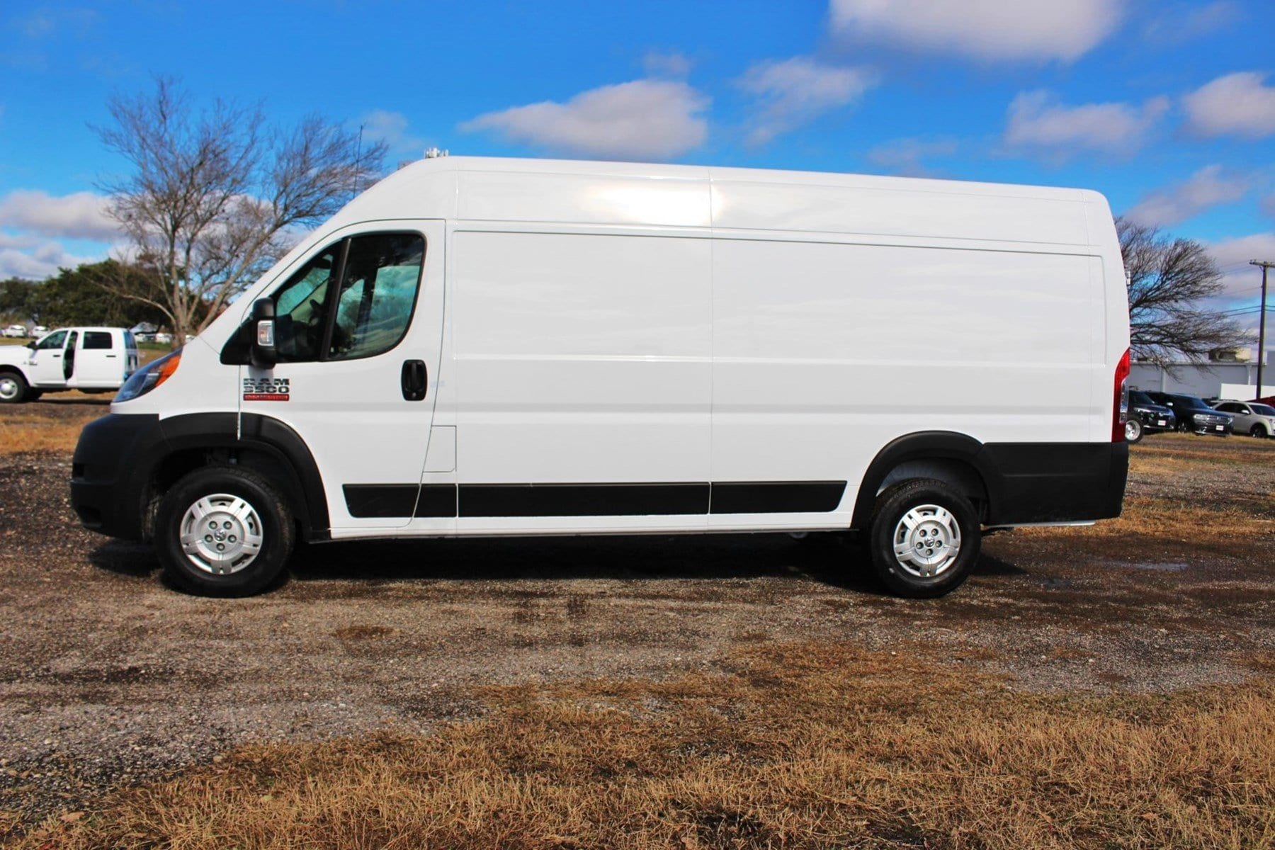 2019 ProMaster 3500 High Roof FWD,  Empty Cargo Van #SE510274 - photo 5