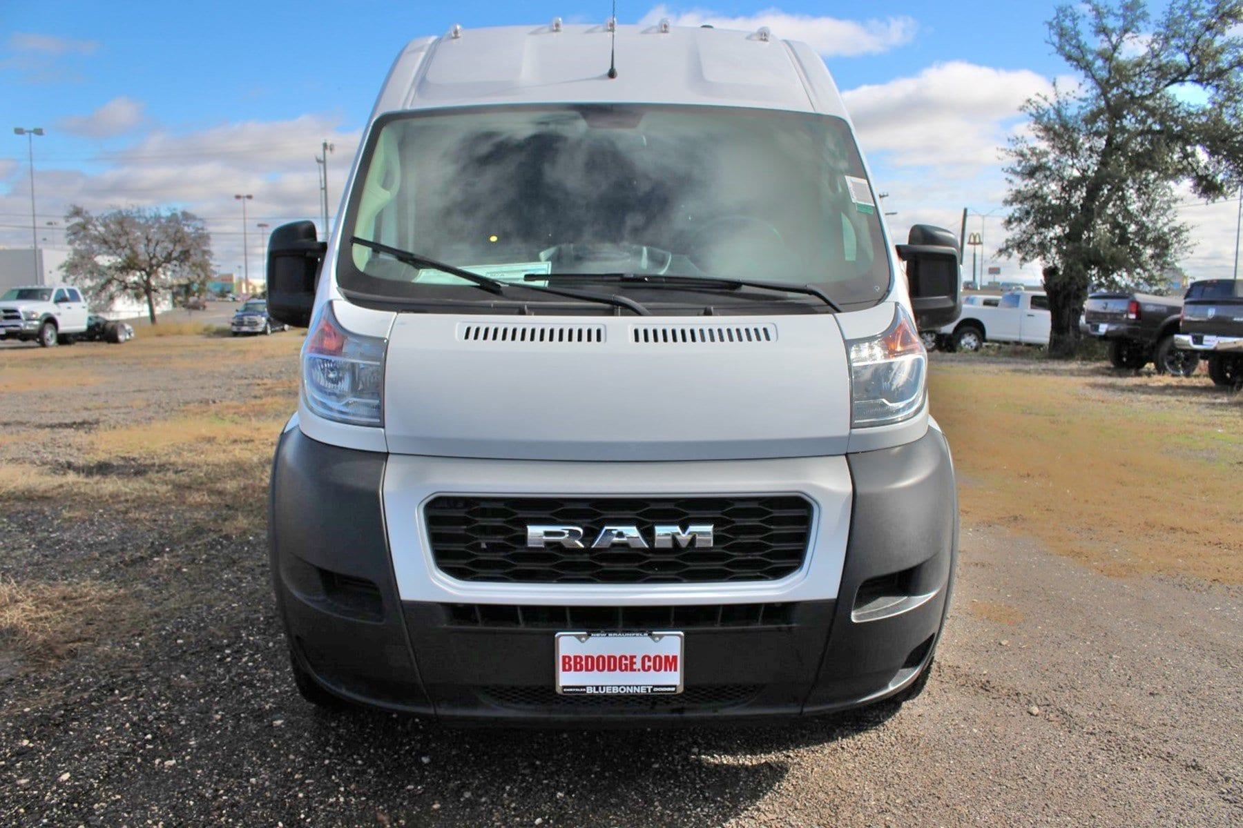 2019 ProMaster 3500 High Roof FWD,  Empty Cargo Van #SE510274 - photo 6