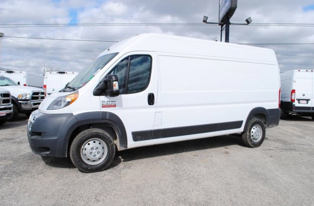 2017 ProMaster 2500 High Roof, Ranger Design Van Upfit #SE515500 - photo 3