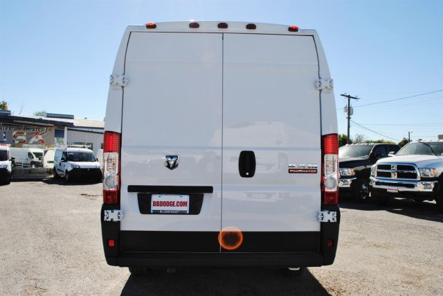 2017 ProMaster 3500 High Roof, Cargo Van #SE515583 - photo 10