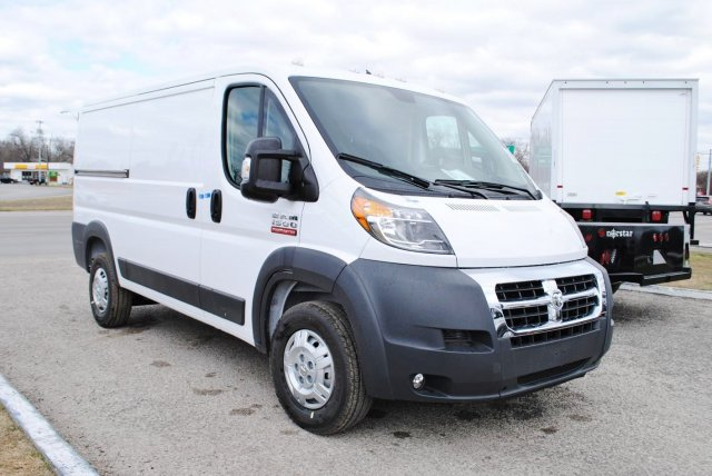 2017 ProMaster 1500 Low Roof, Cargo Van #SE522004 - photo 5