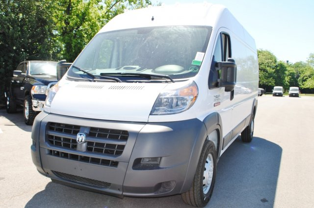 2017 ProMaster 2500 High Roof, Cargo Van #SE535044 - photo 3
