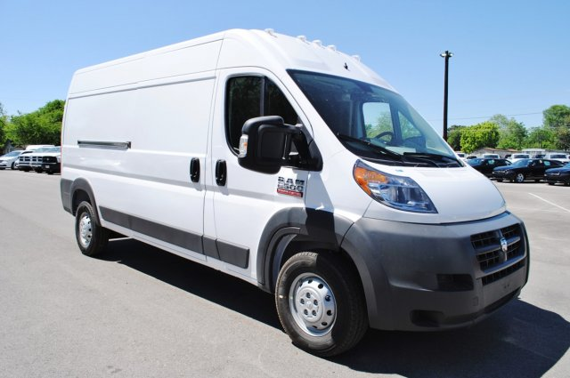 2017 ProMaster 2500 High Roof, Cargo Van #SE535044 - photo 5