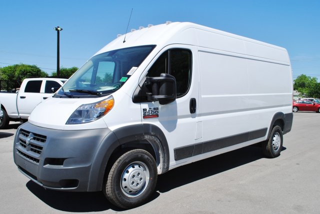 2017 ProMaster 2500 High Roof, Cargo Van #SE535045 - photo 4