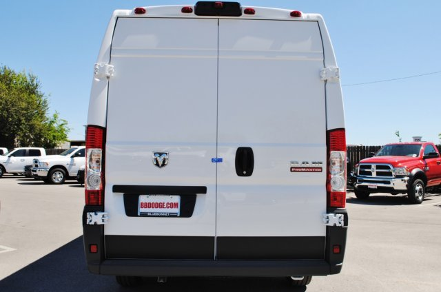 2017 ProMaster 3500 High Roof, Cargo Van #SE535954 - photo 11