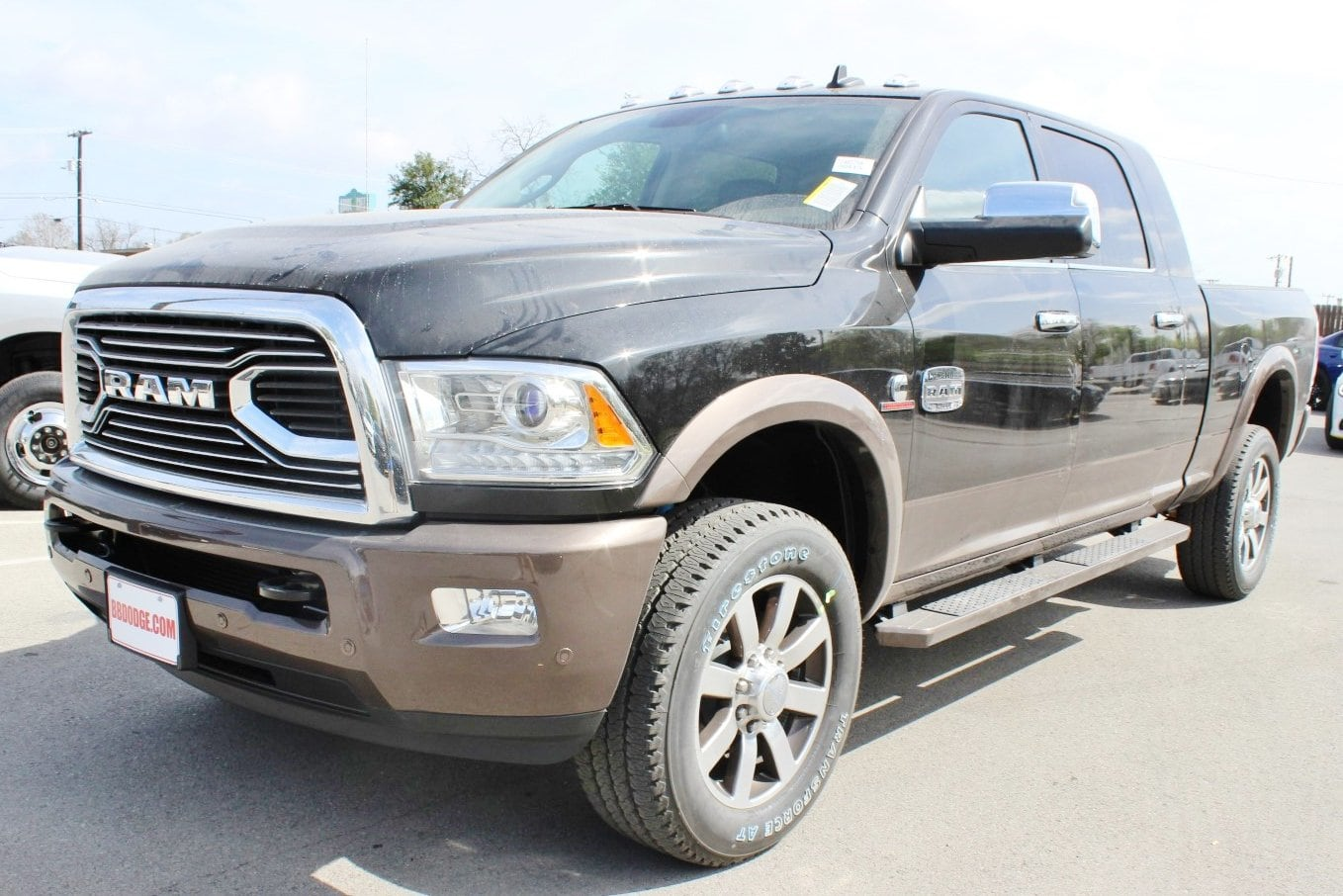 2018 Ram 2500 Mega Cab 4x4,  Pickup #T248075A - photo 3