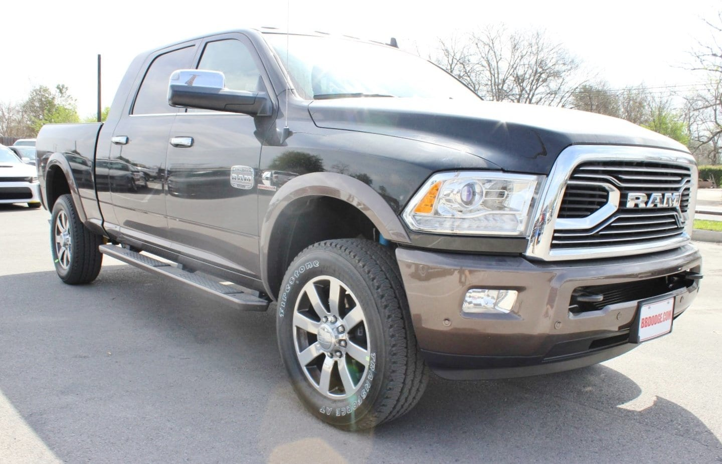 2018 Ram 2500 Mega Cab 4x4,  Pickup #T248075A - photo 1