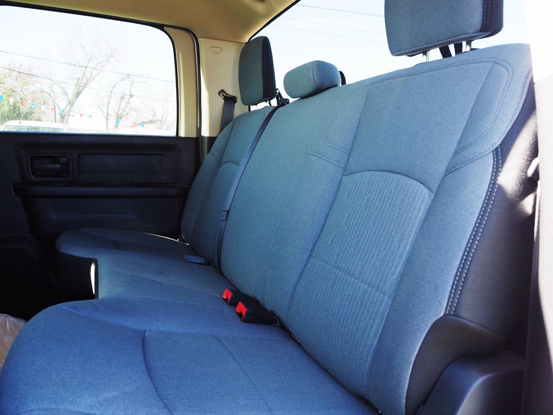 2020 Ram 5500 Crew Cab DRW 4x4, CM Truck Beds SK Model Flatbed #TG105246 - photo 10