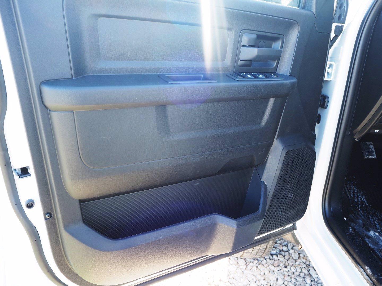 2020 Ram 5500 Crew Cab DRW 4x4, CM Truck Beds SK Model Flatbed #TG105246 - photo 12