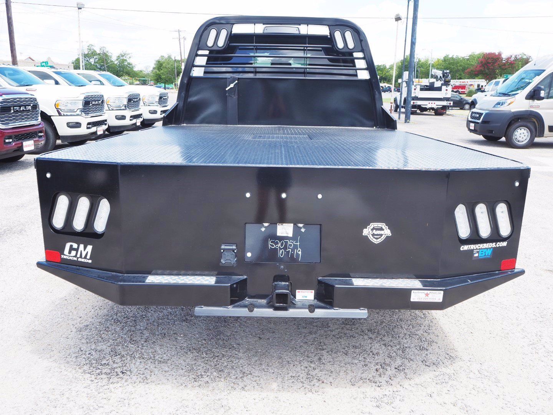 2020 Ram 5500 Crew Cab DRW 4x4, CM Truck Beds SK Model Flatbed #TG105246 - photo 16