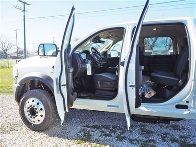 2020 Ram 5500 Crew Cab DRW 4x4, CM Truck Beds SK Model Flatbed #TG105246 - photo 11